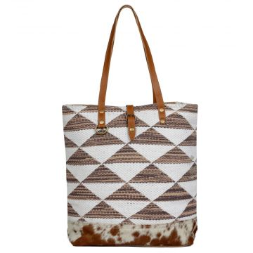 Geometrical Tote Bag