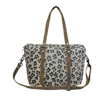 Pretty Print Mini Duffle