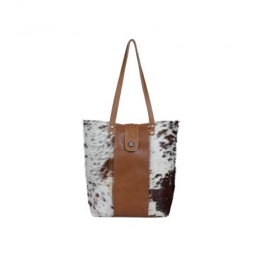 Grizzly bear Canvas & Hairon Bags