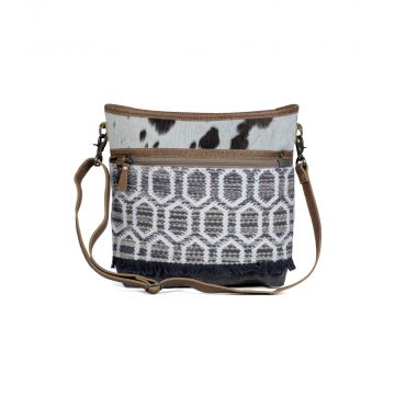 Harmonious Honeycomb Shoulder Bags