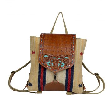 Lucent Backpack  Hand-Tooled Bags