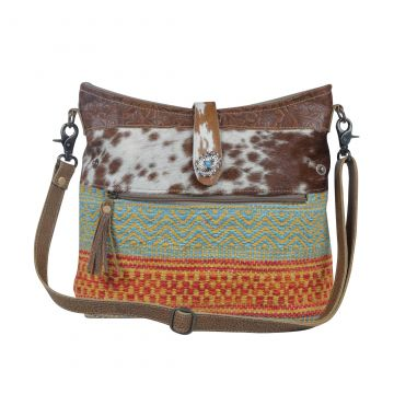 Immaculate fields Shoulder Bag